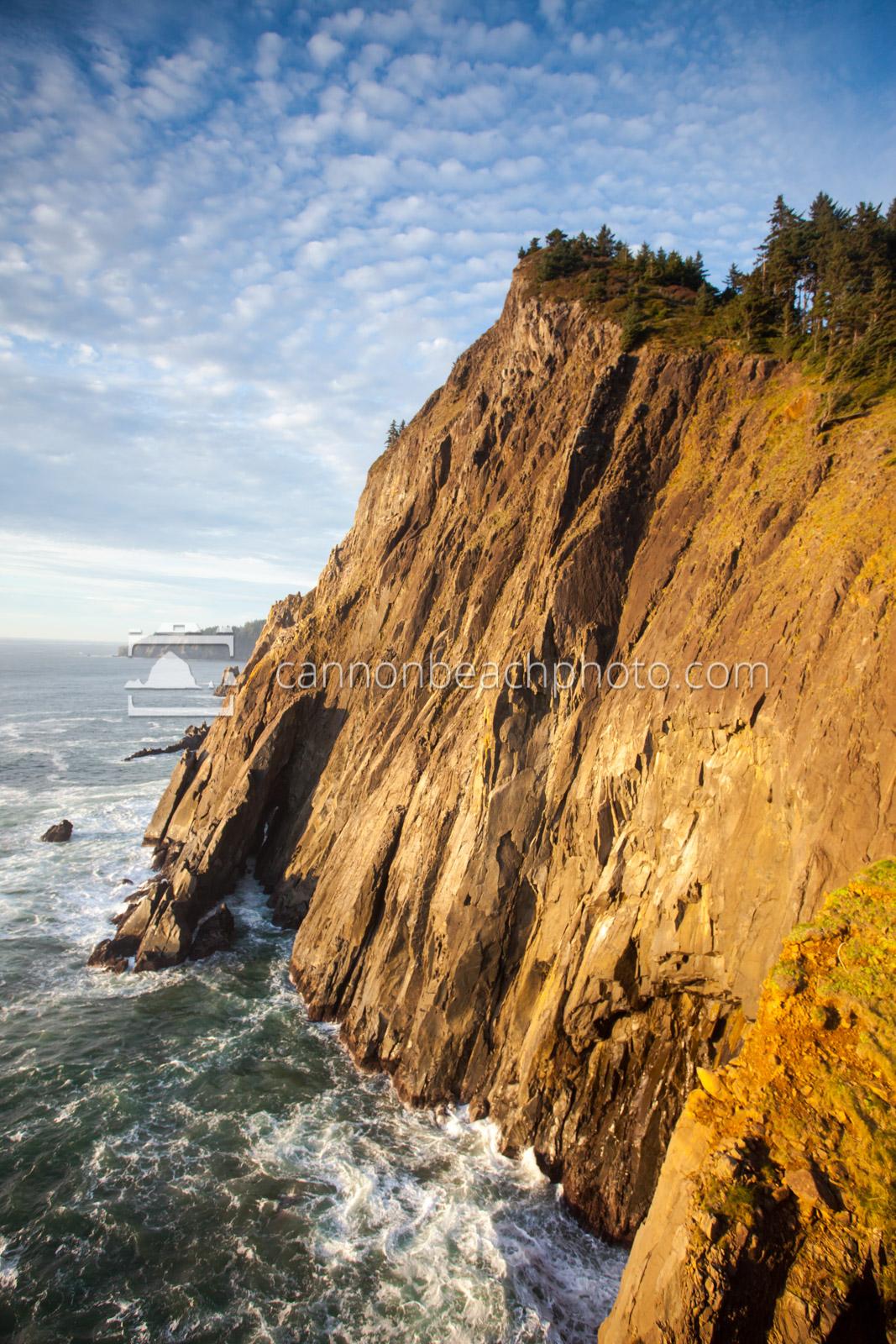 Cliffs Of Neahkahnie Mountain