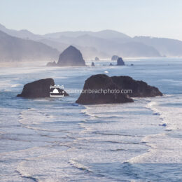New Years View at Ecola State Park