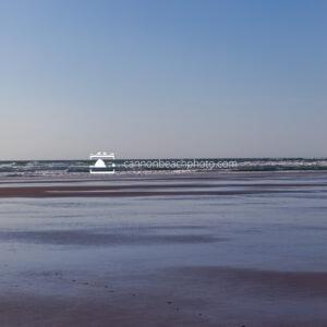 Horizon of Sand and Sky
