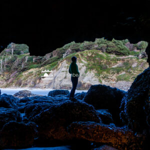Woman In the Silver Point Cave 3