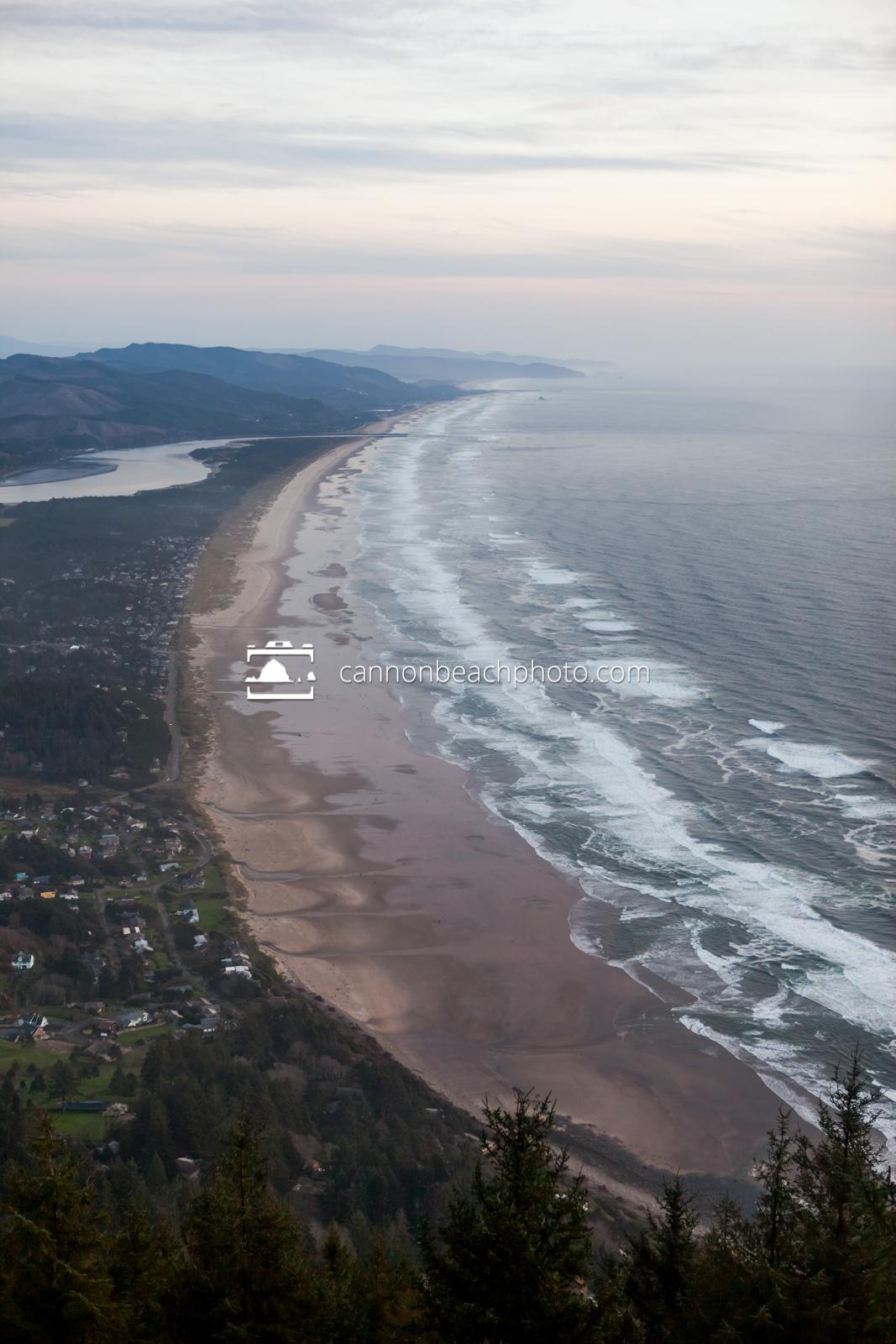 Neahkahnie Mountain  Viewpoint Vertical